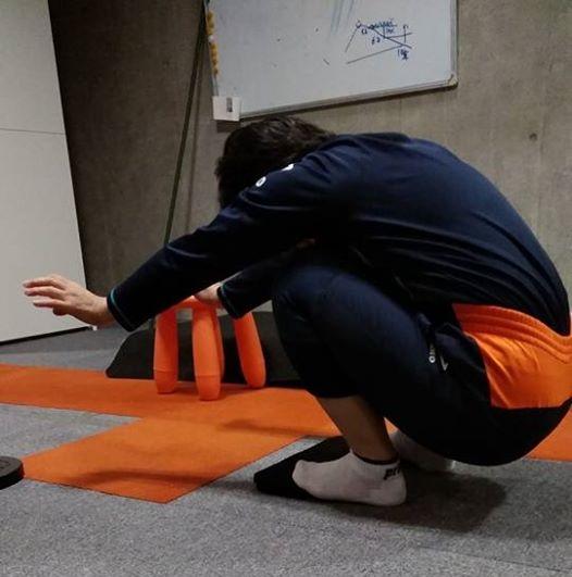 001 118 - 【瀧本修】一般から本格派の方まで共通するムービングテスト。腰幅でしゃがむことが出来るか?出来ないか?