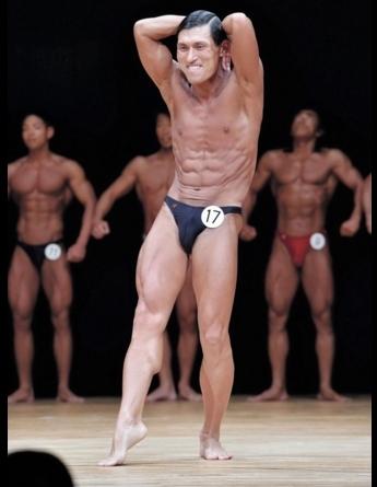 001 17 - 「筋肉も張ってる感じがなかった」1週間で6キロ減量で調整ミス、オードリー春日 ボディビル大会『75キロ級』予選落ちする