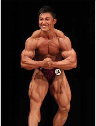 001 32 - これぞ王者の風格!日本ボディビル選手権、鈴木雅選手(36歳)が8連覇「ボディビルは積み重ねが大事」