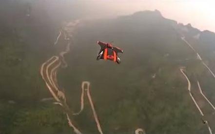 001295 - 予備パラシュートはなし! 最初の数秒で生死が決定!? 超難易度スカイダイビング「ベースジャンピング」