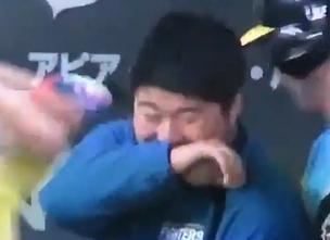 002 55 - 【才能開花】日本ハム・大田泰示 (26歳)がガチ覚醒、「ウィー!」といいながらマッスルポーズを4回決める