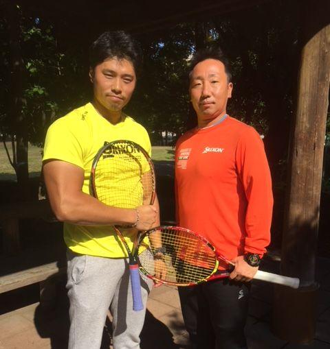 002 74 - ベンチ140kg以上、日本最強クラスの筋力を持つテニスプレヤー松尾友貴選手「フィジカルは重要」