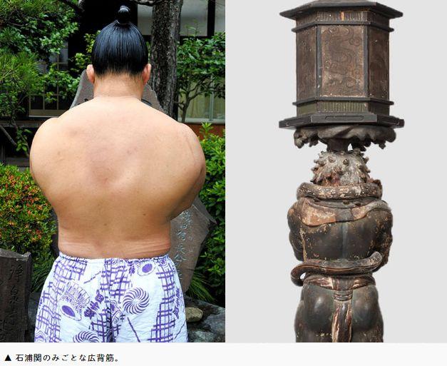 002 75 - これは必見!石井直方教授が「運慶」ファンクラブサイトで行っている仏像筋肉解説が超熱い!