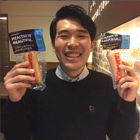 002 81 - 国産鶏肉100%、製造工場を説得した熱意。大阪のトレーニーも認めたヘルシー食品「タンパくん」