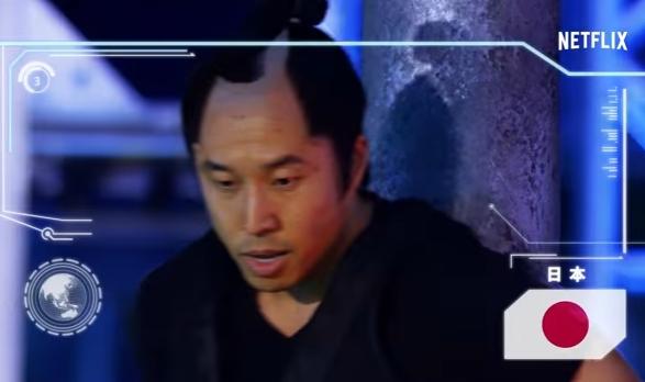 004 17 - 【Netflix】6カ国から身体能力の猛者が出場、スタローン製作のスポーツエンタメ「アルティメット・ビーストマスター」2月配信