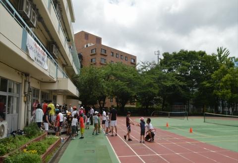 0048 - 【親子の会話が増える】南青山で行われている隠れた人気スクール「親子テニス」とは!?
