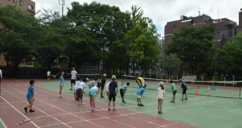 0068 - 【親子の会話が増える】南青山で行われている隠れた人気スクール「親子テニス」とは!?