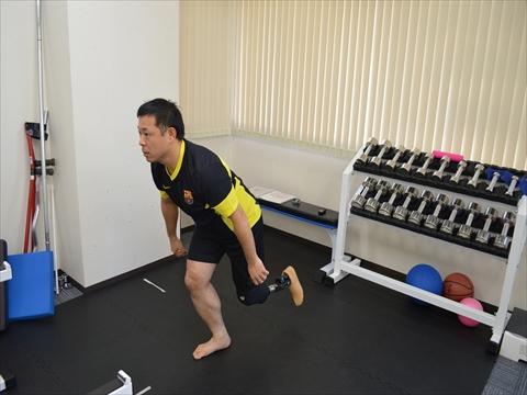 00718 - 【アンプティサッカー】元日本代表「根本大悟」フィジカルで戦える。それがアンプティサッカーの世界だった