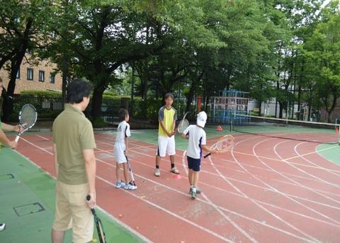 0083 - 【親子の会話が増える】南青山で行われている隠れた人気スクール「親子テニス」とは!?