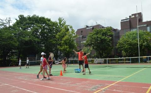 0092 - 【親子の会話が増える】南青山で行われている隠れた人気スクール「親子テニス」とは!?