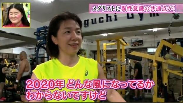 01 27 - 【強いのに可愛い】浜口京子、60キロのワンハンドローで筋肉鍛える「こうやって鍛えて、またマットに上がれたら最高の人生ですよね」