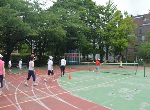 0112 - 【親子の会話が増える】南青山で行われている隠れた人気スクール「親子テニス」とは!?