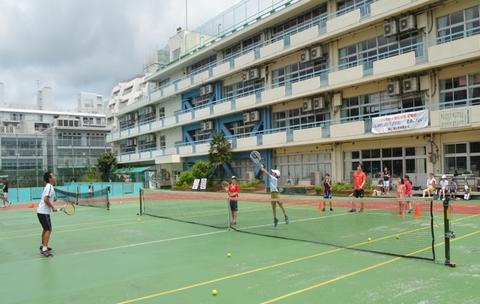 0132 - 【親子の会話が増える】南青山で行われている隠れた人気スクール「親子テニス」とは!?