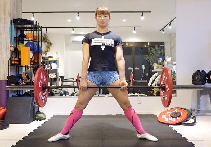 maeno03 - 【パワーリフティング集中連載】前野 由衣選手「一生懸命練習していればボディラインが整ってくる」