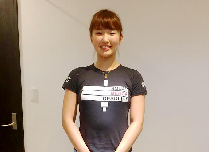 maeno04 - 【パワーリフティング集中連載】前野 由衣選手「一生懸命練習していればボディラインが整ってくる」