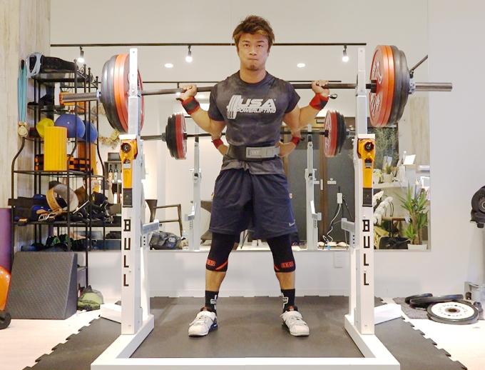 shibuya04 - 【パワーリフティング集中連載】渋谷 優輝選手「一番重い重量を申請し、最後の順番になれた時は嬉しい」