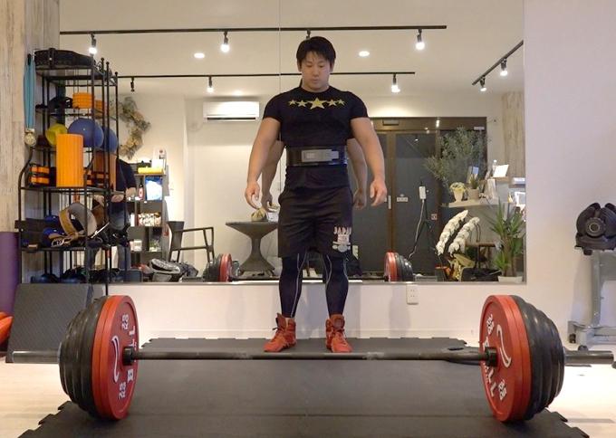 shida01 - 【パワーリフティング集中連載】信田 泰宏選手「基本三種目を極めようとしている人たちがいるということを知ってほしい」