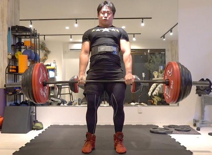shida03 - 【パワーリフティング集中連載】信田 泰宏選手「基本三種目を極めようとしている人たちがいるということを知ってほしい」