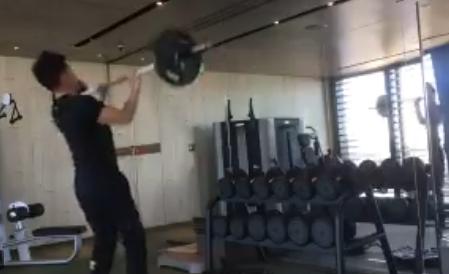 トレーニング 武井 壮