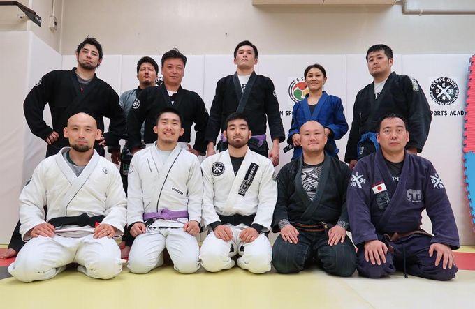 001 236 - 【特別コラム・山田崇太郎さん】柔術とは打撃のないマーシャルアーツ。ピュアな柔術やグラップリングに取り組む方が増えてきました