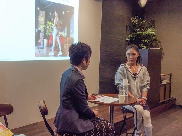 002 92 - 【美尻】フィットネスモデル・角田聖奈さん「鍛えている男性は好きです。筋肉の話もできるので(笑)」