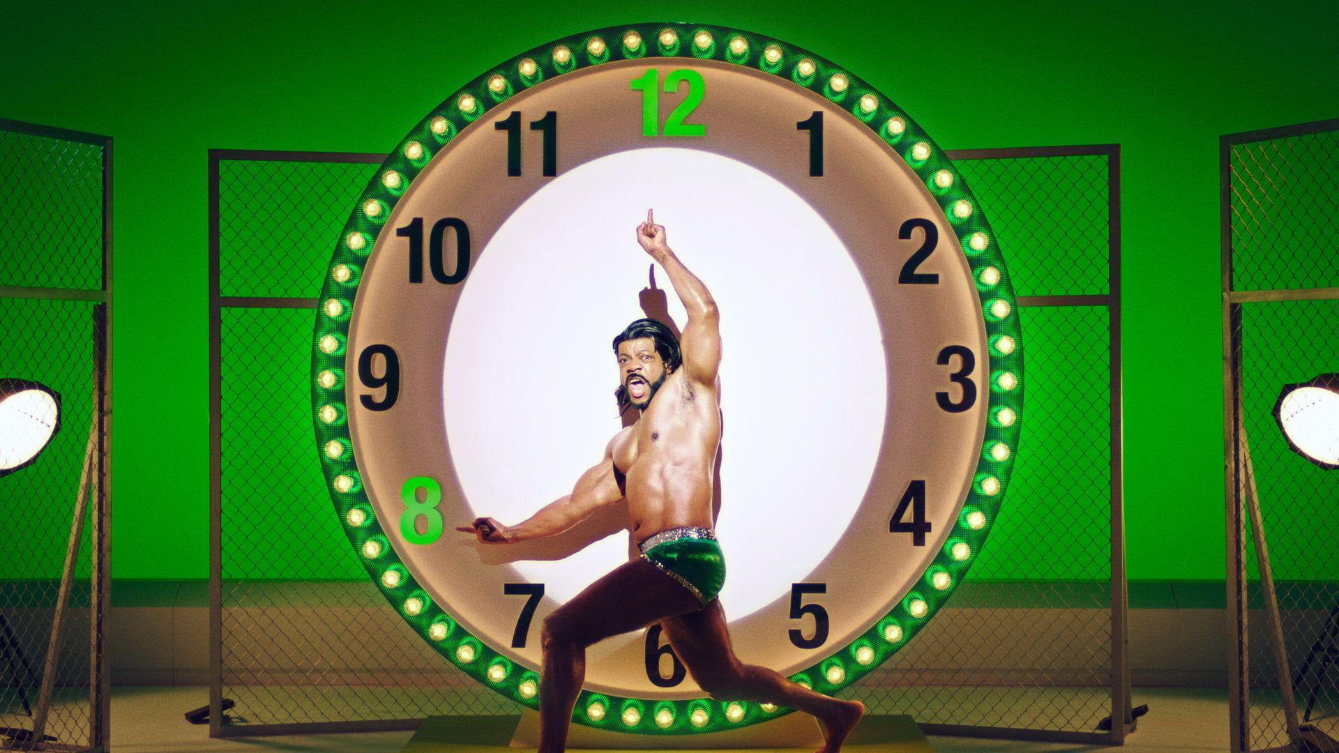002 93 - 午前8時「おはようゴザイマースッ!」筋肉で時刻をお知らせする筋肉時報『24時間フィットネスFORBES』が配信中
