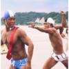 160 47 100x100 - 【筋肉ダッシュ】夏の海の絶対的守護神「ライフガード」の肌を守るために出動!『ライフガードガード』がヤバすぎる