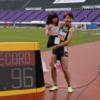 160 94 100x100 - 【陸上】母強し「ぎゃあ~!」確定タイムで12秒96!0秒01日本記録を更新した寺田明日香選手、100mH日本新記録で絶叫