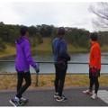160240 120x120 - 【第三回目レポ】グラドルが42.195kmに挑戦!~皇居ラン10キロ、歴史を感じ池を眺め走る~