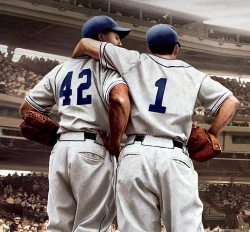42 - 【大リーグ全球団永久欠番】映画『42 ~世界を変えた男~』予告 2013年11月1日公開