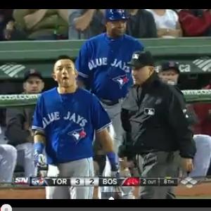 kawasaki - 【MLB】あの温厚なムネリンが激怒した!川崎がヘルメット投げつけて即退場